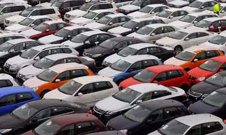Автомобильный рынок России
