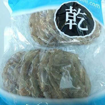 韓國雞泡魚魚乾 50(細小片款)
