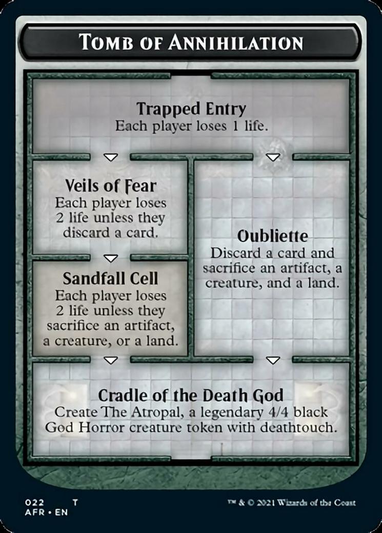Tomb of Annihilation MTG Card