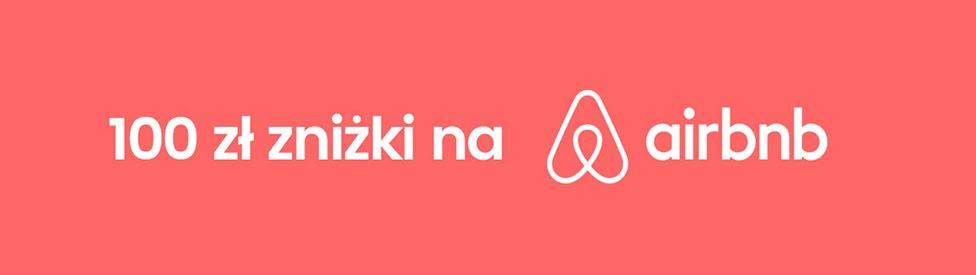 zmiany w Airbnb - zniżka