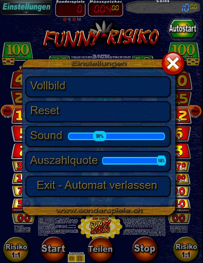 Funny Risiko – Screenshot