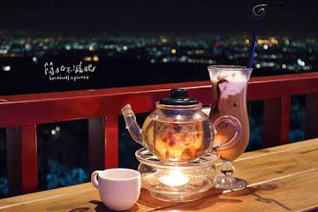 好星晴夜景泡腳咖啡廳