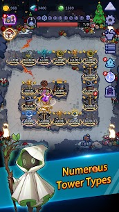 Idle Defense: Dark Forest App Latest Version Download For Android and iPhone 2