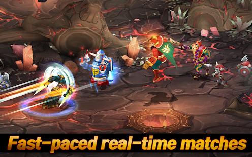 Hack Game Battle Rivals apk free