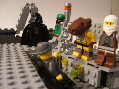 Photo: Lego has hunters too :)