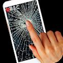 Broken screen Camera Prank icon