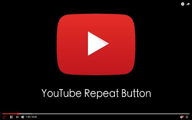 Youtube Repeat Button