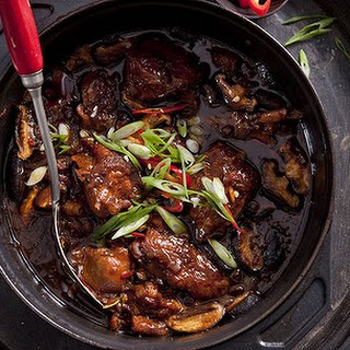 Chinese Braised Chicken Recipes.