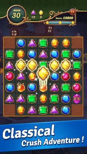 Jewel Castleu2122 - Classical Match 3 Puzzles 1.4.5 Mod screenshots 3
