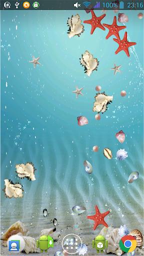 Подводный мир Живые обои
