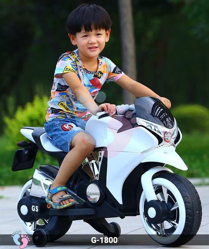 Xe mô tô điện trẻ em g1800 16
