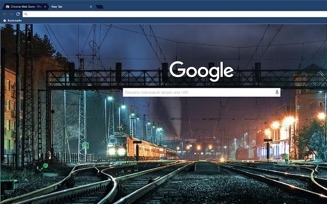 wallpaper google chrome theme
