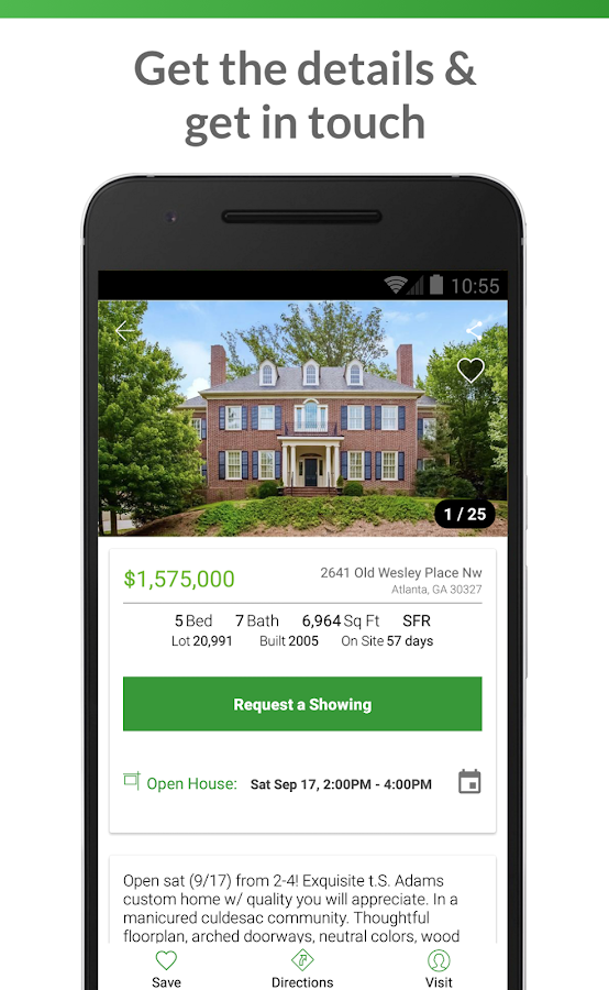 BHG Real Estate Homes For Sale- screenshot
