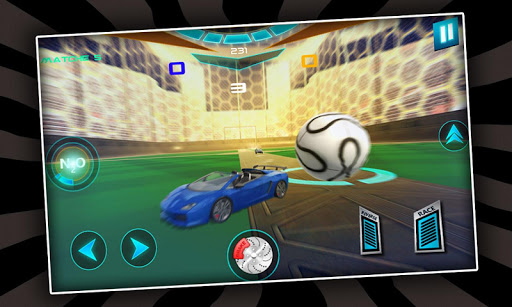 Car Soccer League  screenshots 3
