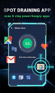 Power Battery - Battery Life Saver & Health Test - náhled