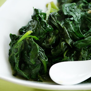 Fresh Spinach Side Dishes Recipes