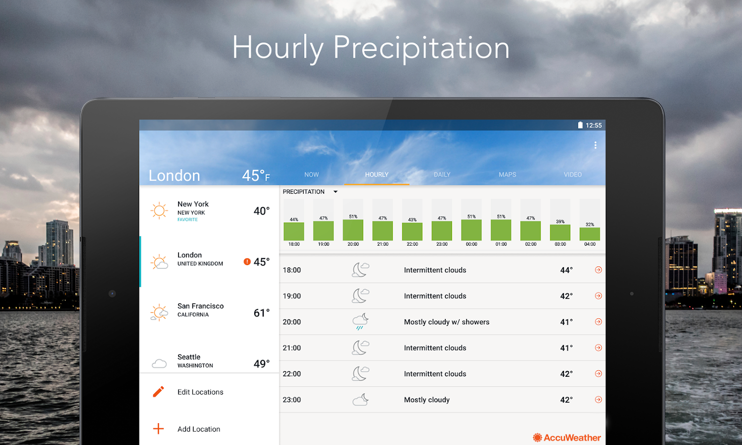 AccuWeather Platinum- screenshot