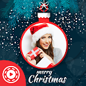 Merry Christmas Video Status Maker with Music icon