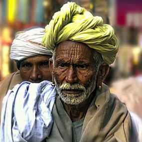 by Debasis Banerjee - People Street & Candids ( rural india, tribes, rajasthan, india, fair, people, rural )