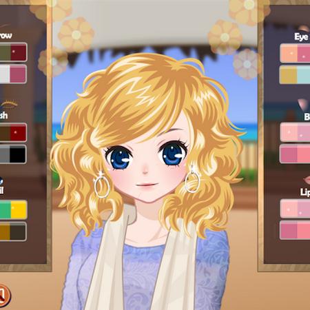 QnA VBage Anime girl : dress up and makeup game v1.0.8