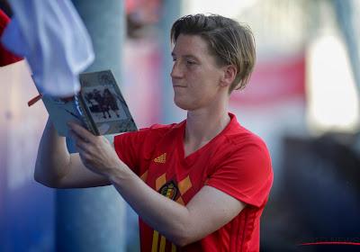 Recordinternational Aline Zeler nam officieel afscheid van PSV