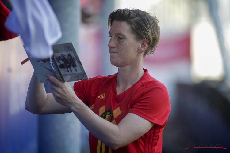 """🎥 Aline Zeler stelt zich voor aan fans van Genk Ladies: """"Visie sprak me enorm aan"""""""
