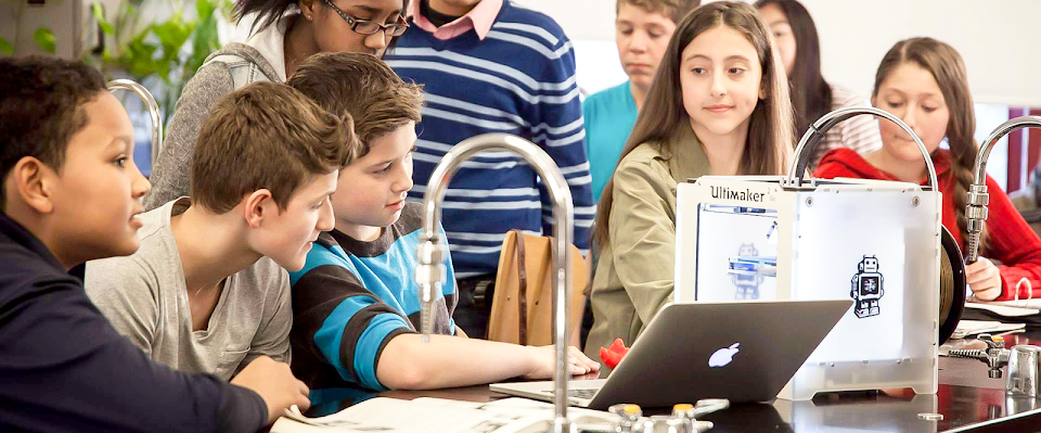 Case Study: 3D Printing in K-12 and Higher Education