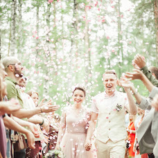 Wedding photographer Aleksandr Lisicin (foxylis). Photo of 28.08.2018