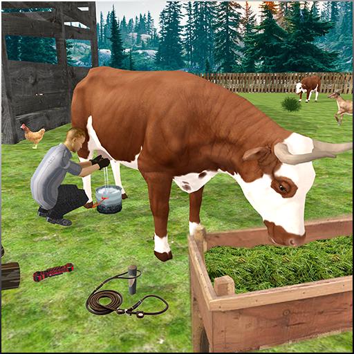 Simulador de Fazenda Animal: Agricultura Familiar