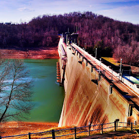 Tygart Dam by Chris Emmons - Instagram & Mobile Android