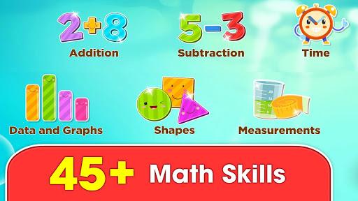 Monkey Math: math games & practice for kids screenshot 4