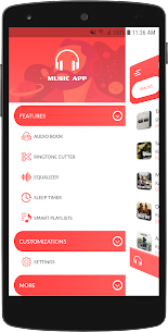 MP3 Music Player App : Best Android Audio Player App Download For Android 1