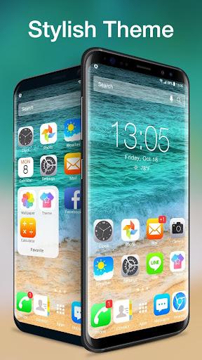 OS12 launcher theme &wallpaper release_2.2.5 screenshots 3