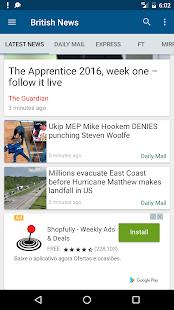 British News - náhled