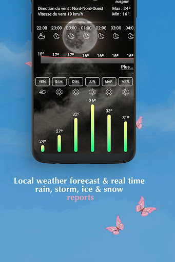 Weather today : Local weather forecast  Screenshots 7