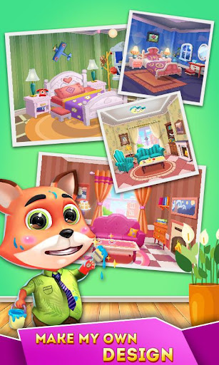 Cat Runner: Decorate Home screenshots 19