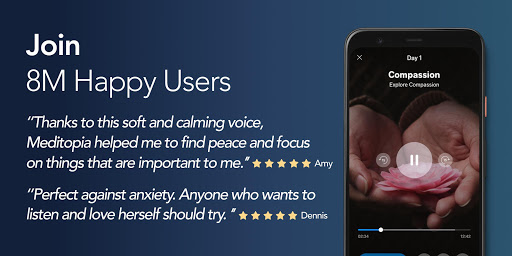 Meditopia: Anxiety, Breathing 3.11.0 Screenshots 5