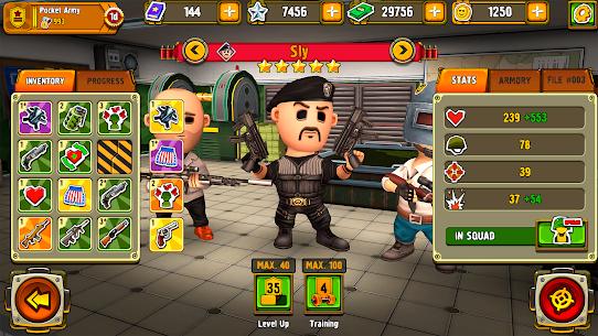 Pocket Troops: Strategy RPG 8