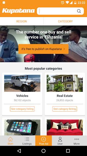 Kupatana Tanzania  screenshots 1