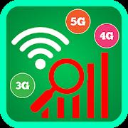 Test Wifi Signal - WiFi 5g 4g 3g speed test
