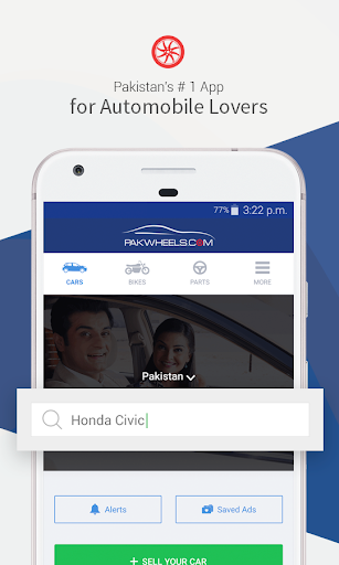 PakWheels: Buy & Sell Cars  screenshots 1