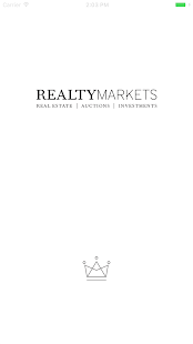 RealtyMarkets- screenshot thumbnail