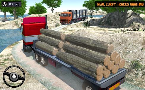 Real Cargo Truck Simulator Transport Driver 2