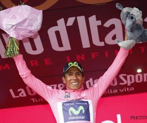 Giro: Nouveau leader, Quintana se méfie