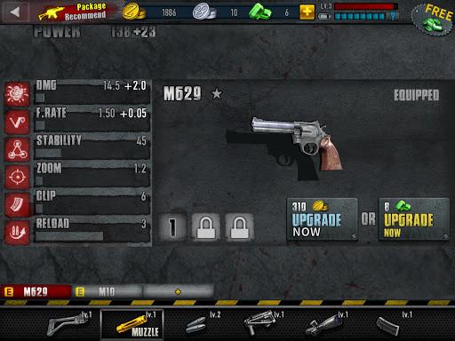 Zombie Frontier 3: Sniper FPS  screenshots 15