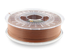 Fillamentum Signal Brown Extrafill ABS - 1.75mm (0.75kg)