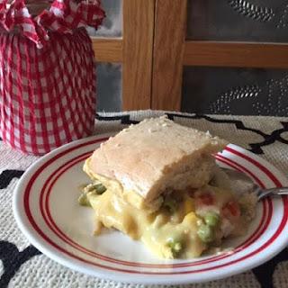 Quick & Tasty Homemade Veggie Pot Pie