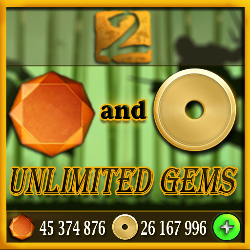 Gems and Gold For Shadow Fight 2 Prank : unlimited (app)