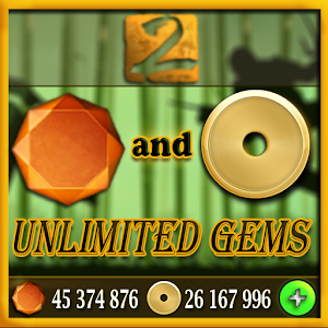 Gems and Gold For Shadow Fight 2 Prank : unlimited for PC