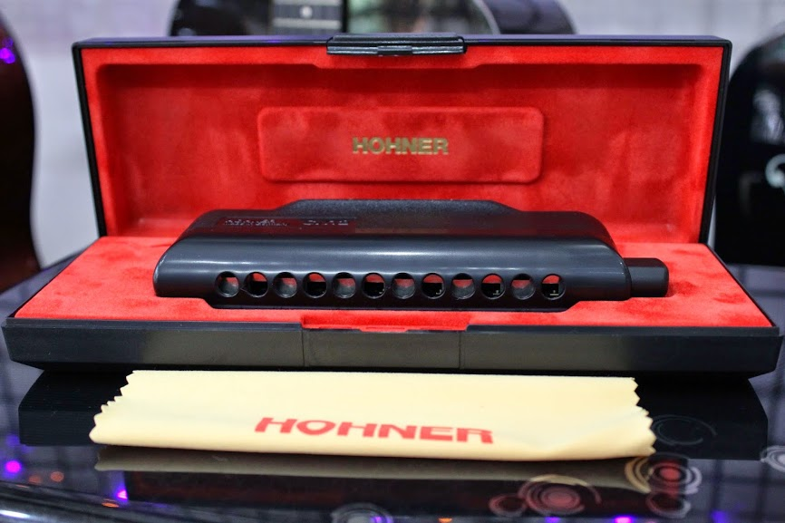 Kèn Harmonica - Hohner Chromatic CX12